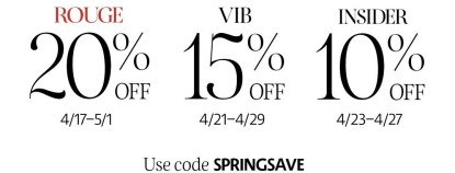 Sephora-Spring-Savings-Event-hires